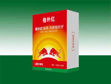 水稻除草剂——格外红