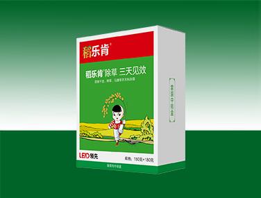 水稻除草剂——稻乐肯
