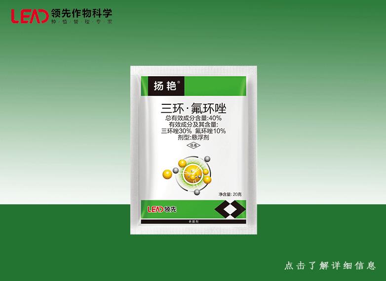 杀菌剂—杨艳